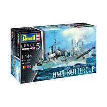 REVELL 1/144 HMS BUTTERCUP FLOWER CLASS CORVETTE