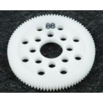 3 RACING 64 PITCH SPUR GEAR 88T