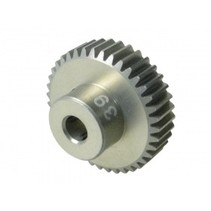 3 RACING 64 PITCH PINION GEAR 32T (7075 WITH HARD COATING)