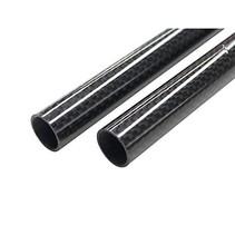 EMAX 18 x 16mm X 1000mm CARBON FIBER TUBE