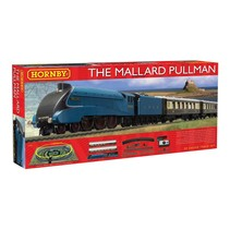 HORNBY HO THE MALLARD PULLMAN TRAIN SET