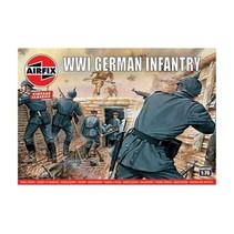 AIRFIX VINTAGE CLASSICS WWI GERMAN INFANTRY 1/76 A00726V