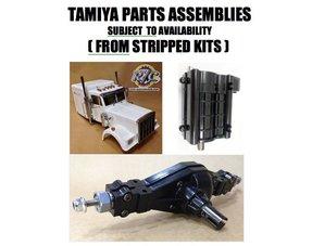 TAMIYA PARTS SETS COMPLETE.