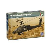 ITALERI AH-64D LONGBOW APACHE 1/48  2748