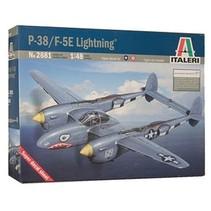 ITALERI P-38/F-5E LIGHTNING 1/48. 2681