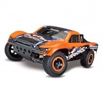 TRAXXAS SLASH VXL 2WD SHORT COURSE TRUCK ORANGE