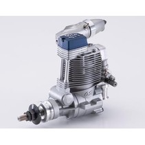 OS FS 81 FOUR STROKE ALPHA WITH SILENCER ENGINE<br /> ( DISCONTINUED )