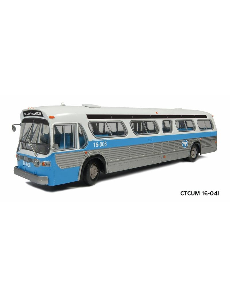 "C.T.C.U.M. ""New Look"" Bus Deluxe edition - 1/87 scale - #16-041"