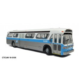 "C.T.C.U.M. ""New Look"" Bus standard edition - 1/87 scale - #16-006"