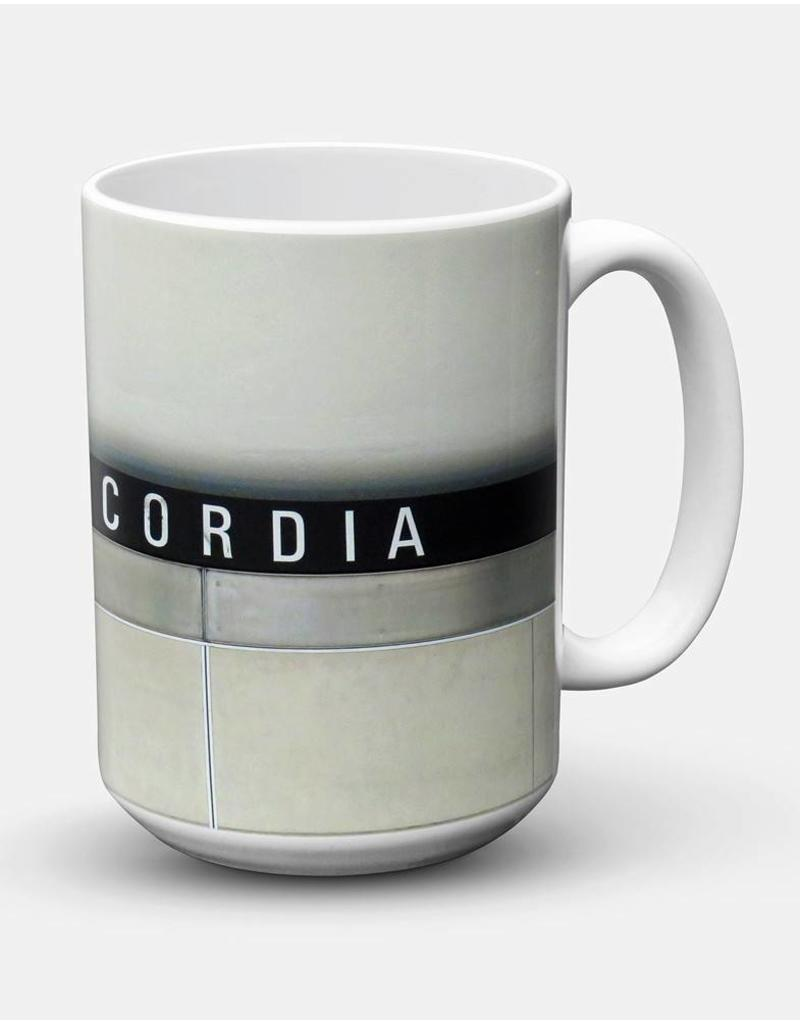 CUP - GUY-CONCORDIA STATION