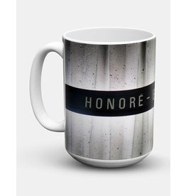 CUP - Honoré-Beaugrand STATION