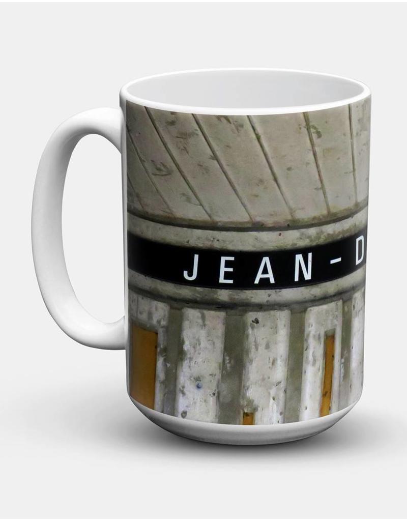 CUP - JEAN-DRAPEAU STATION
