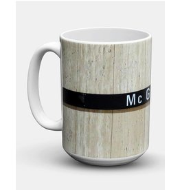 CUP - McGILL STATION