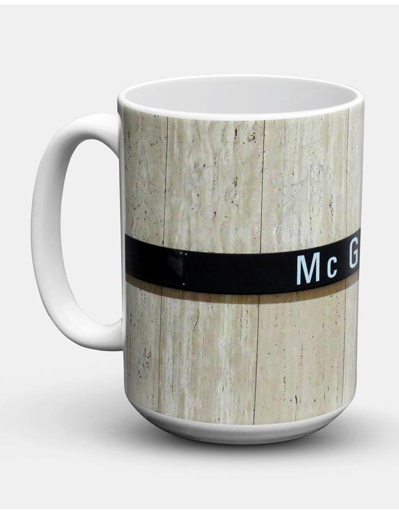 TASSE - STATION McGILL