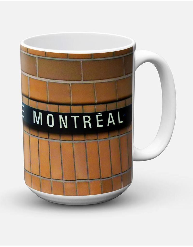 CUP - UNIVERSITÉ-DE-MONTRÉAL STATION
