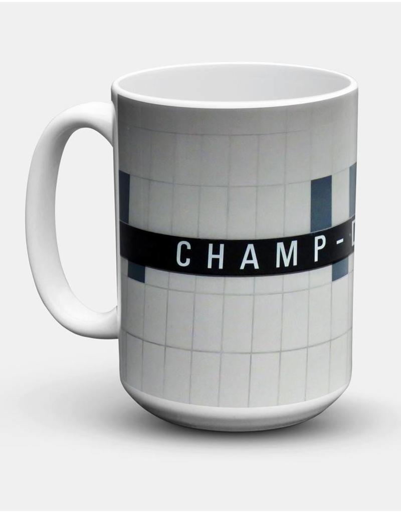 CUP - Champ-de-Mars station