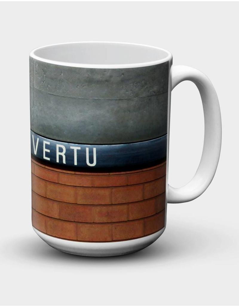 CUP - Côte-Vertu station