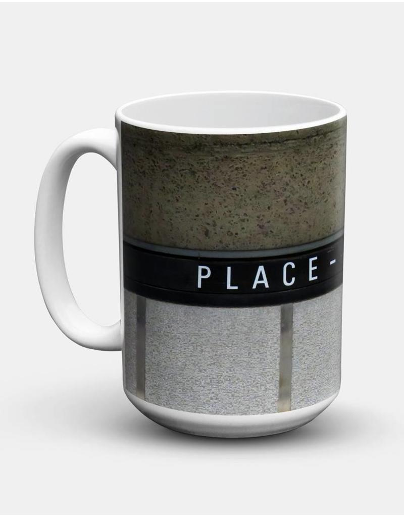 TASSE - STATION Place-d'Armes