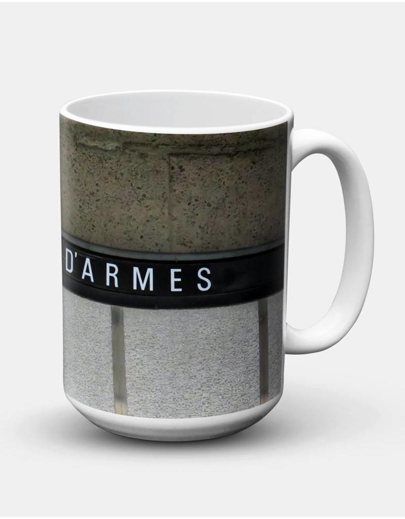 CUP - Place-d'Armes station