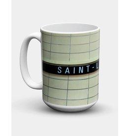 TASSE - STATION Saint-Laurent