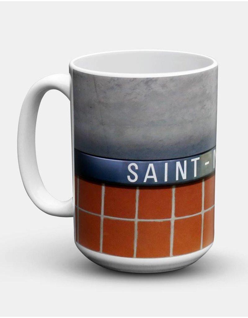 TASSE - STATION Saint-Michel
