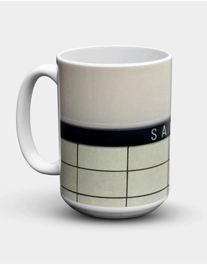 CUP - Sauvé station