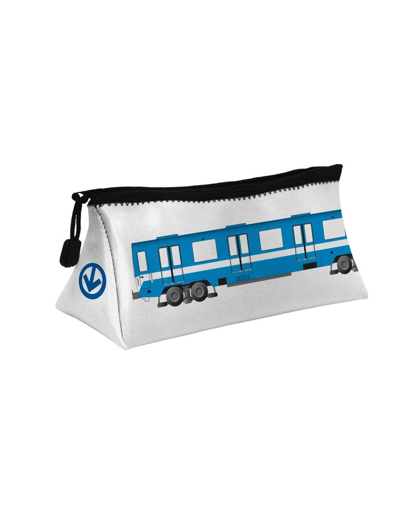 TOILETRY BAG - MR-63 and Azur métro cars
