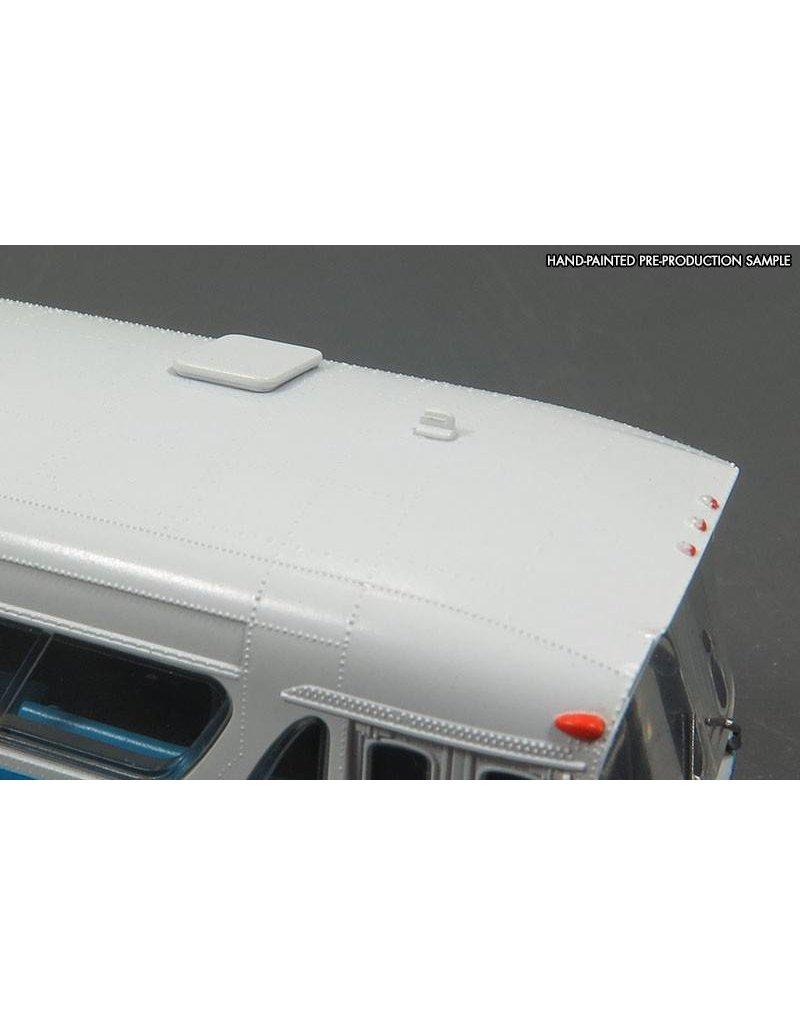 """MODÈLE ÉCHELLE 1/87 - Autobus """"New Look"""" C.T.C.U.M.  Édition Deluxe #16-046"""