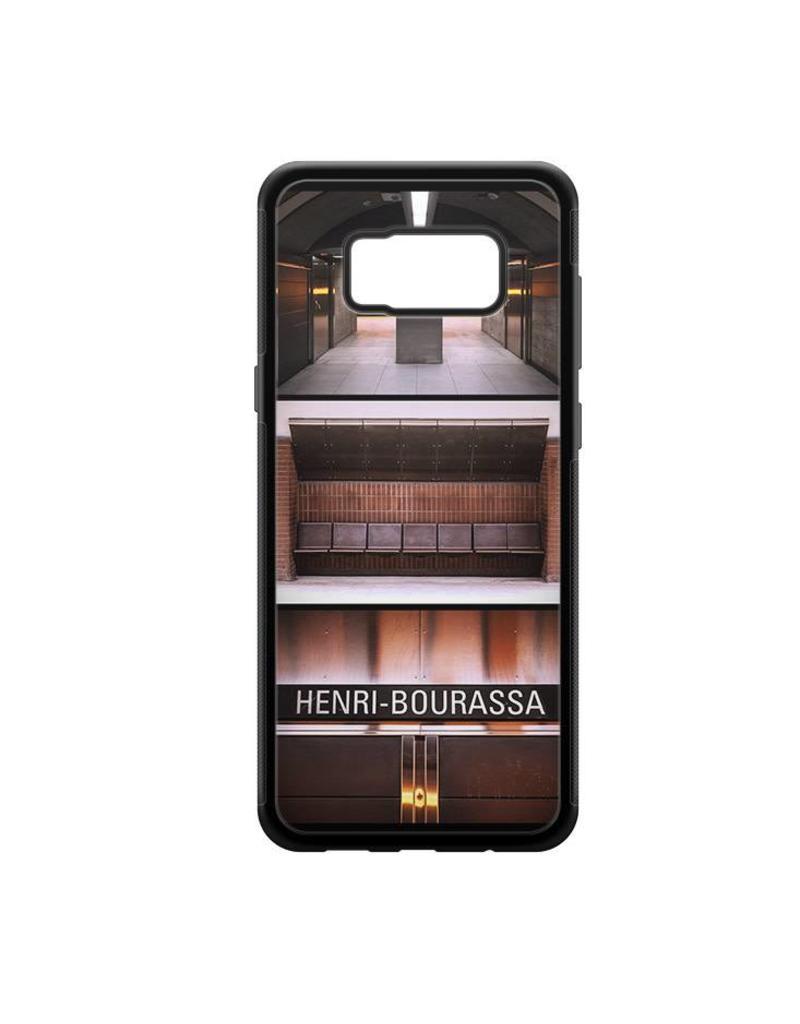 Étui de téléphone - Station Henri-Bourassa