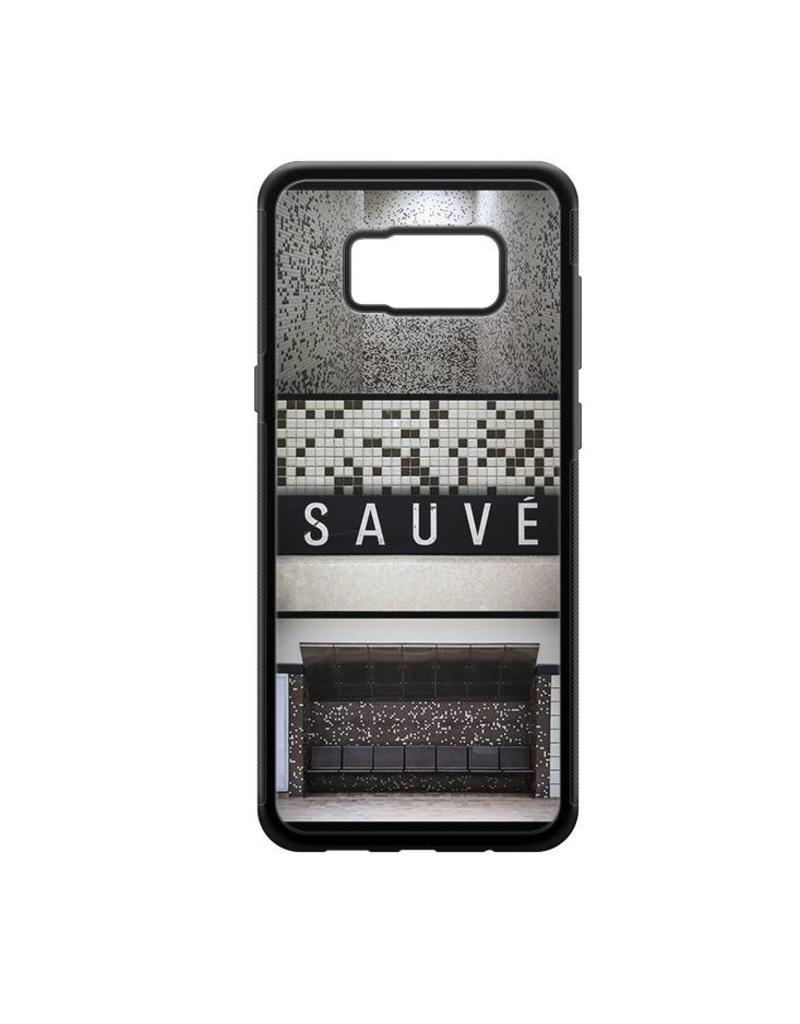 Étui de téléphone - Station Sauvé