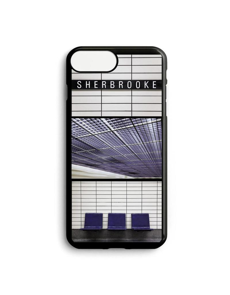 Phone case - Station Sherbrooke