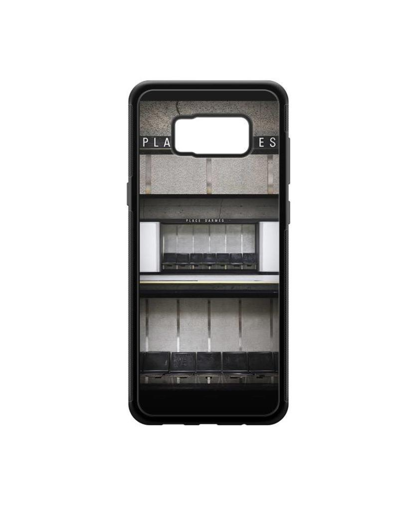 Phone case - Station Place-D'Armes