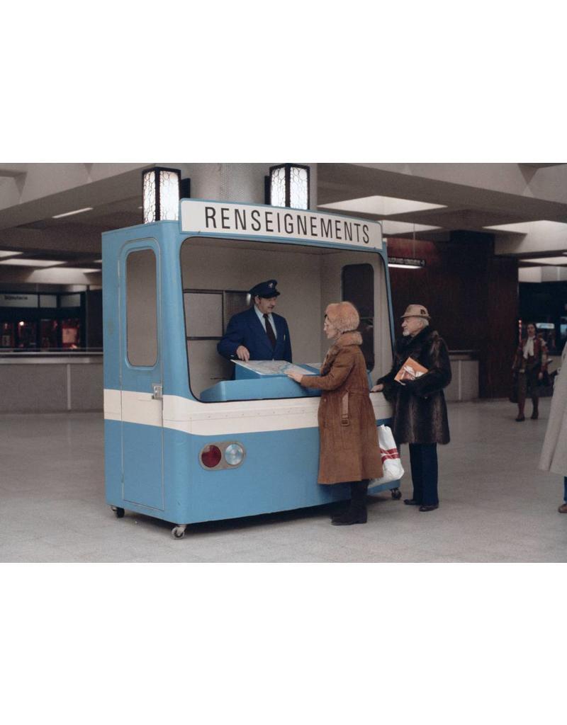 COUSSIN - Ville de Montréal 1978 #2