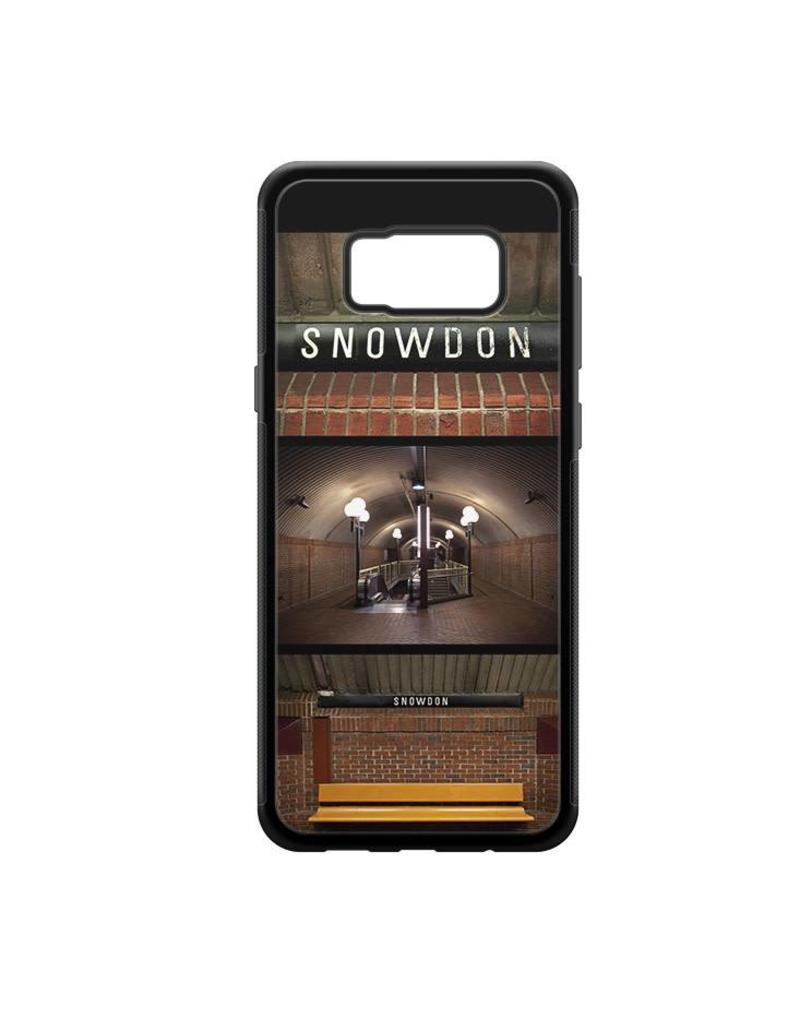 Étui de téléphone - Snowdon