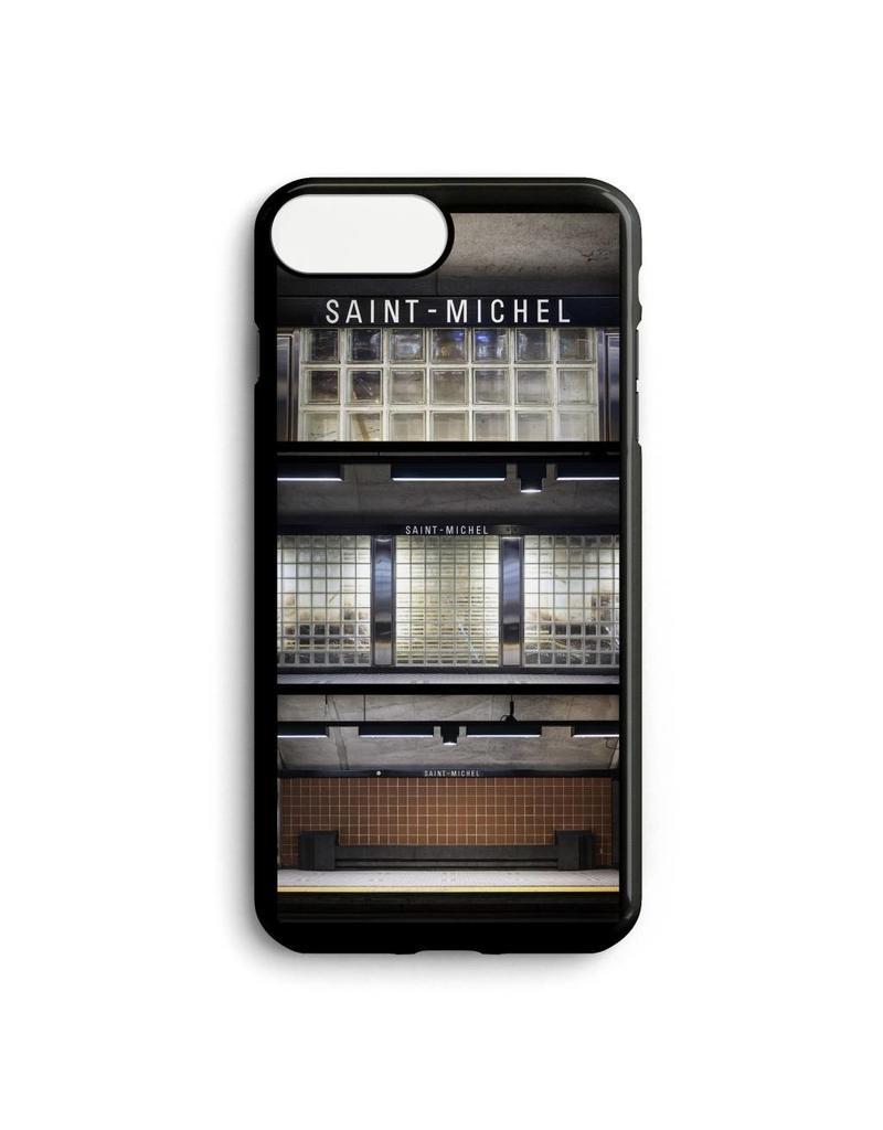 Étui de téléphone - Saint-Michel