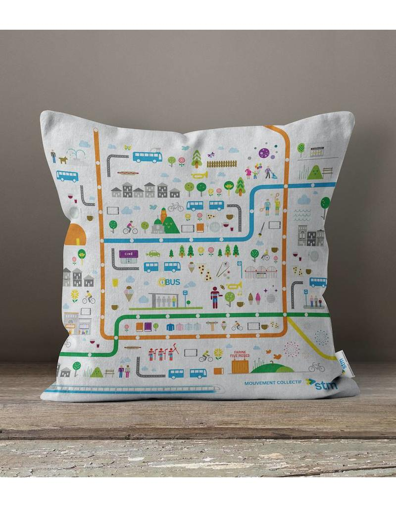 PILLOW - Official STM imagery