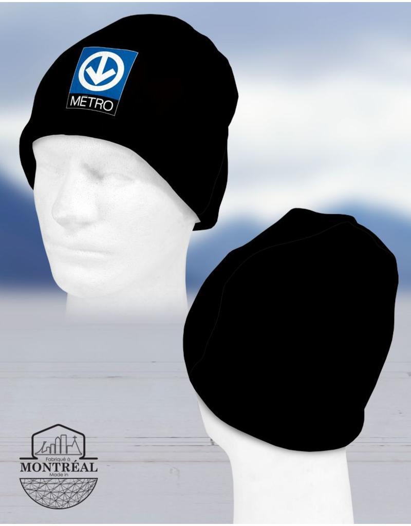 Beanie hat - Metro logo