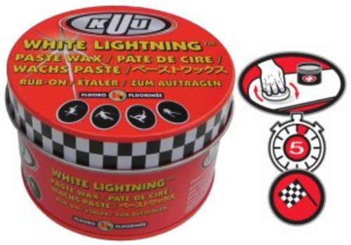 KUUSPORT Kuu White Lightning Paste Wax 80g
