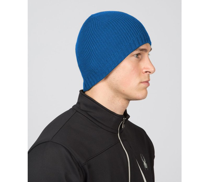 SPYDER MENS BUG BUTTON HAT - CONCEPT BLUE 479 (15/16)