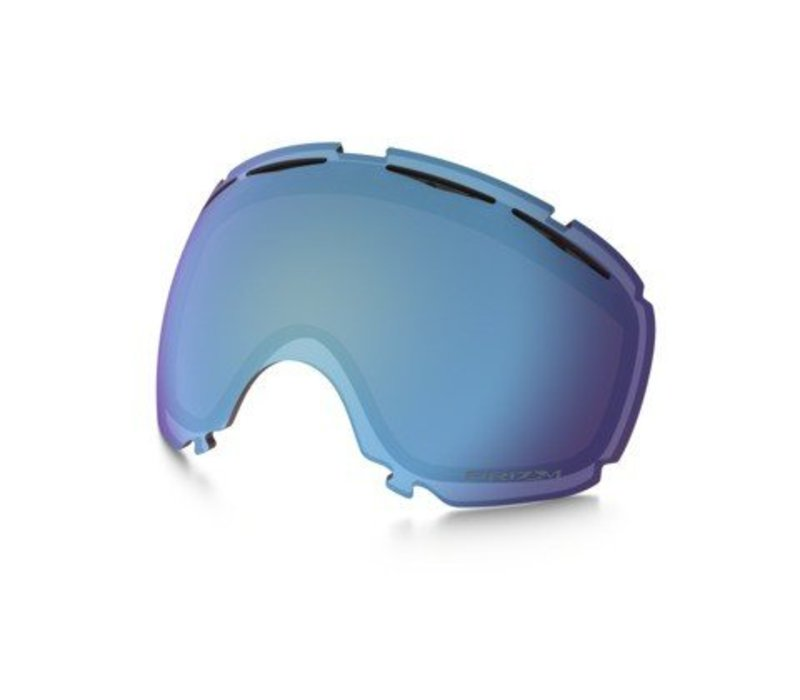 OAKLEY Canopy Replacement Lens Prizm Sapphire Irid