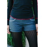 ALP-N-ROCK Alp-N-Rock Ladies Themountain :Shorts -Heather Black (15/16)
