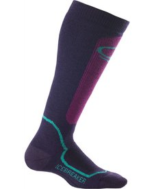 Icebreaker Kids Snow Medium OTC Lotus/Magenta/Mermaid-L10 (15/16)