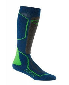 Icebreaker Mens Ski+ Medium OTC Largo/Monsoon/Turf-401 (15/16)