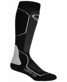 Icebreaker Wmns Ski+ Medium OTC Black/Oil/Silver-A73 (15/16)