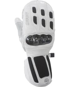 Swany Warp Speed Mitt Ladies  -111 White/Black  (15/16)