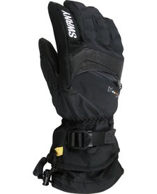 Swany X-Change Glove Mens  -001 Black  (15/16)