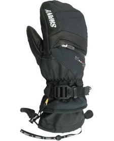 Swany X-Change Mitt Mens  -001 Black  (15/16)