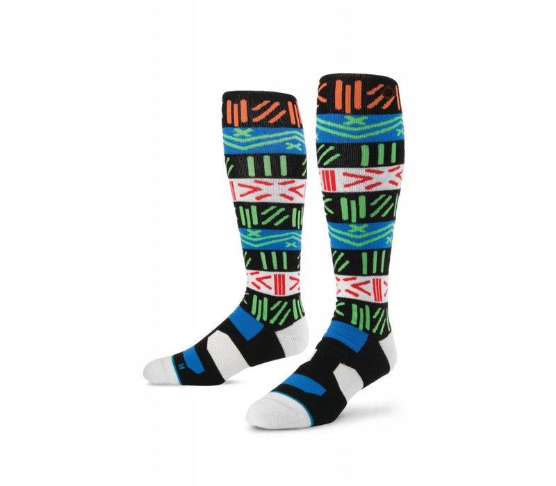 Instance Kids Banks Sock -Black (15/16)