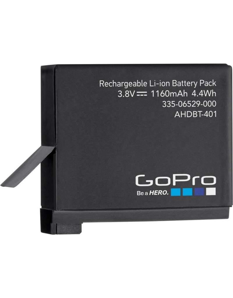 GO PRO Go Pro Rechargable Battery (H4)