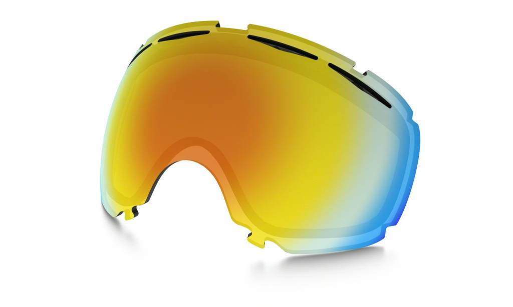OAKLEY OAKLEY Canopy Replacement Lens Fire Iridium